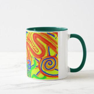 サルサのマグ マグカップ