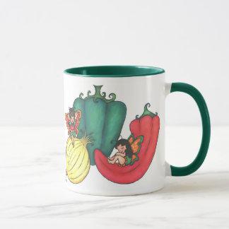 サルサの妖精 マグカップ