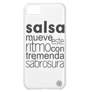 サルサのMueveのesteのritmo iPhone5Cケース