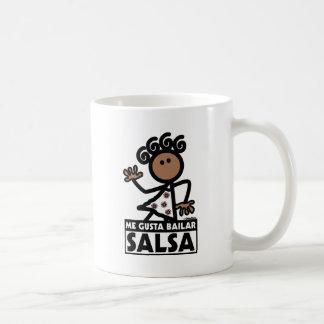 サルサ コーヒーマグカップ