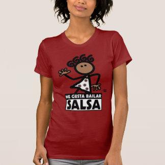 サルサ Tシャツ