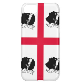 サルジニア(イタリア)の旗 iPhone5Cケース