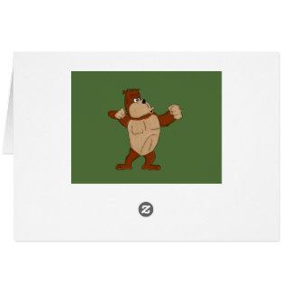 サル カード