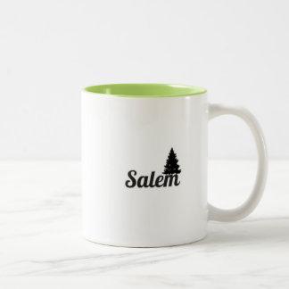 サレムのマツマグ ツートーンマグカップ