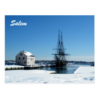 サレムの友情 ポストカード