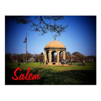 サレムの郵便はがき ポストカード