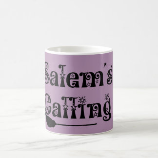 サレム呼出し コーヒーマグカップ