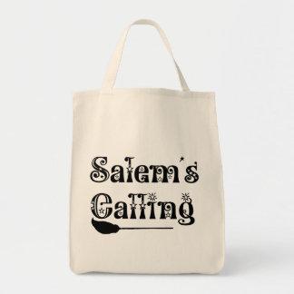 サレム呼出し トートバッグ