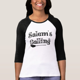 サレム呼出し Tシャツ