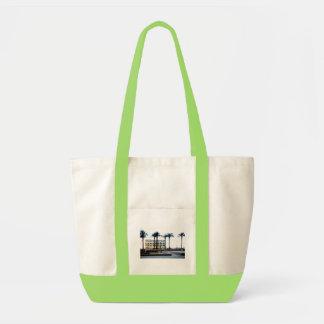 サンのフランのバッグ トートバッグ