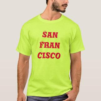 サンのフランのCiscoのTシャツ Tシャツ