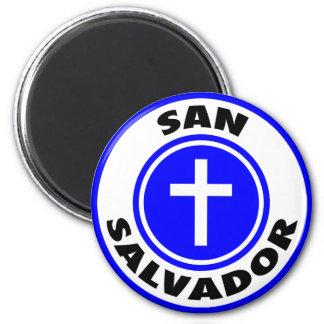サンサルバドル マグネット