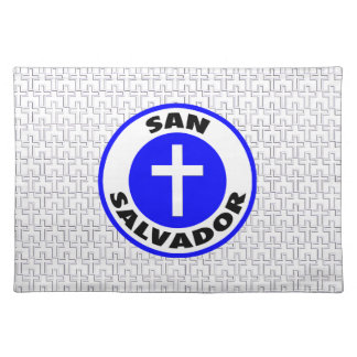 サンサルバドル ランチョンマット