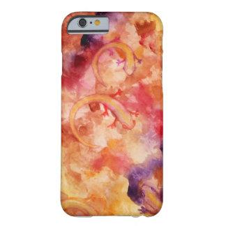 サンショウウオのデザインのiPhone6ケース Barely There iPhone 6 ケース