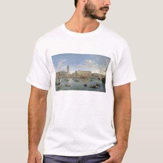 サンジョルジョ、169の島からのベニスの眺め Tシャツ