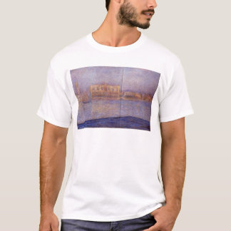 サンジョルジョMaggiore 3から見られる総督の宮殿 Tシャツ