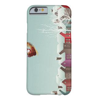 サンタのそり BARELY THERE iPhone 6 ケース