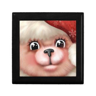 サンタのクリスマスくまのギフト用の箱モンスター ギフトボックス