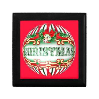 サンタのクリスマスのギフト用の箱2 ギフトボックス