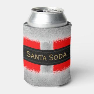 サンタのソーダクーラーボックス 缶クーラー