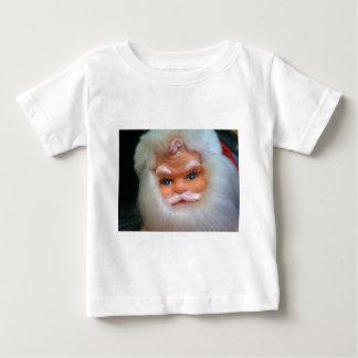 サンタのベビー ベビーTシャツ