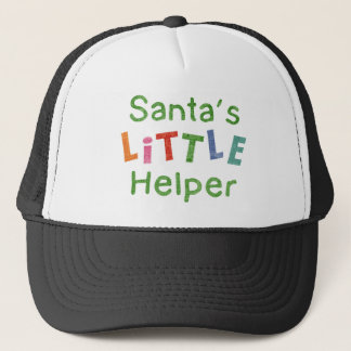 サンタの小さい助手 キャップ