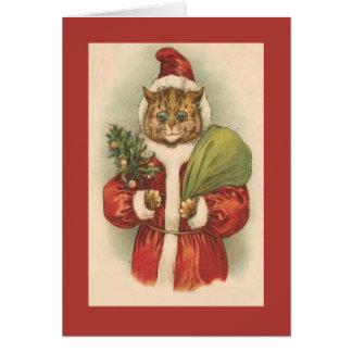 サンタの小娘 カード