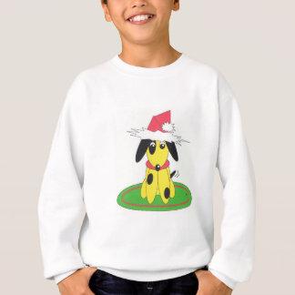 サンタの小犬 スウェットシャツ