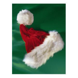 サンタの帽子 ポストカード