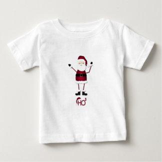 サンタの数学 ベビーTシャツ