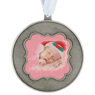 サンタの睡眠の赤ん坊 オーナメント