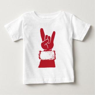 サンタの石! ベビーTシャツ