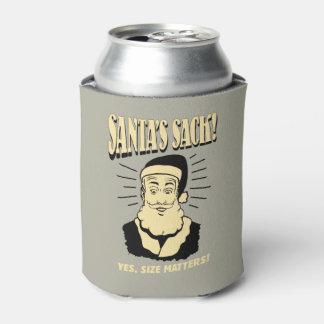 サンタの袋: Yes、サイズの問題 缶クーラー
