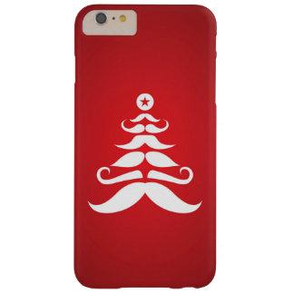 サンタの髭のクリスマスツリー BARELY THERE iPhone 6 PLUS ケース
