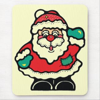 サンタのmousepad マウスパッド
