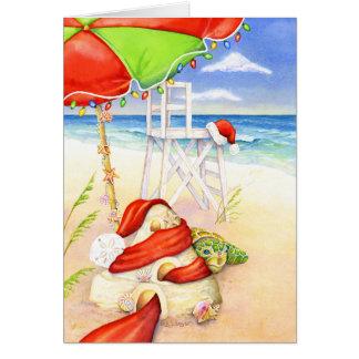 サンタのRestStopをカスタマイズ! カード
