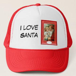 サンタはクールです キャップ