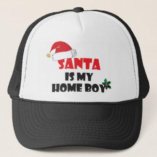 サンタは私の同郷人のクリスマスの装いです キャップ