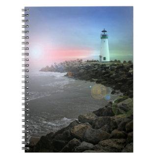 サンタクルスの灯台 ノートブック