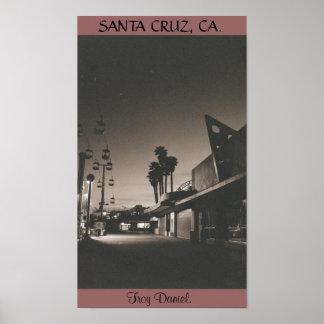 サンタクルスの遊歩道 ポスター