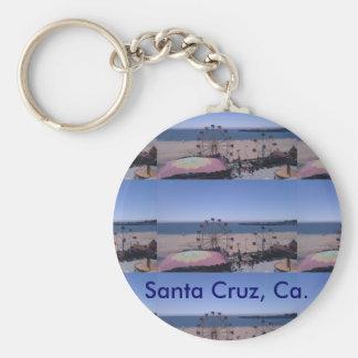 サンタクルスの遊歩道Keychain キーホルダー
