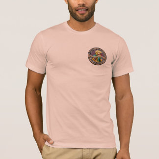 サンタクルスGuitar CompanyのTシャツ-女性のカーボーイのロゴ Tシャツ