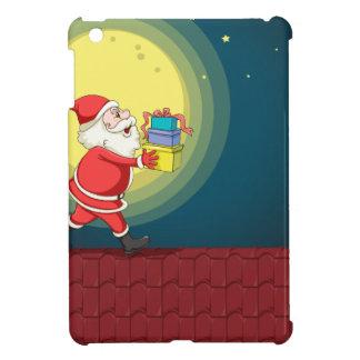 サンタクロースおよびギフト iPad MINI CASE