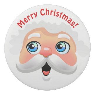 サンタクロースのかわいい漫画 消しゴム