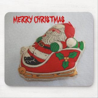 サンタクロースのマウスパッド マウスパッド
