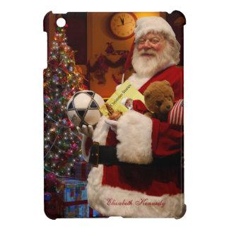 サンタクロースのヴィンテージのクリスマス iPad MINI カバー