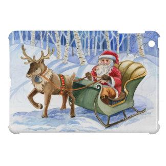 サンタクロースの私パッドの小型箱 iPad MINI カバー
