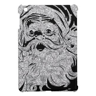 サンタクロースの銀の輝き iPad MINIケース