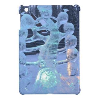 サンタクロースはおもしろいなクリスマスの休日に直面します iPad MINI CASE