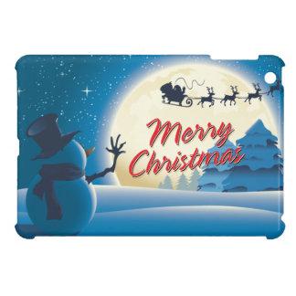 サンタクロース1のiPad Miniケース iPad Miniカバー